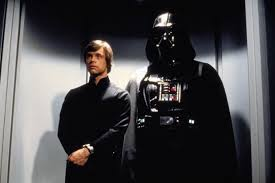Vader & Luke (father & son)