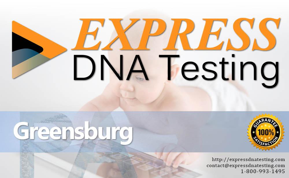Paternity Testing Greensburg, PA