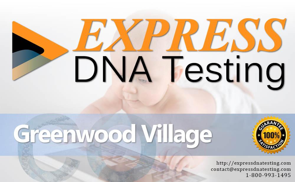 Paternity Testing Greenwood Village, CO