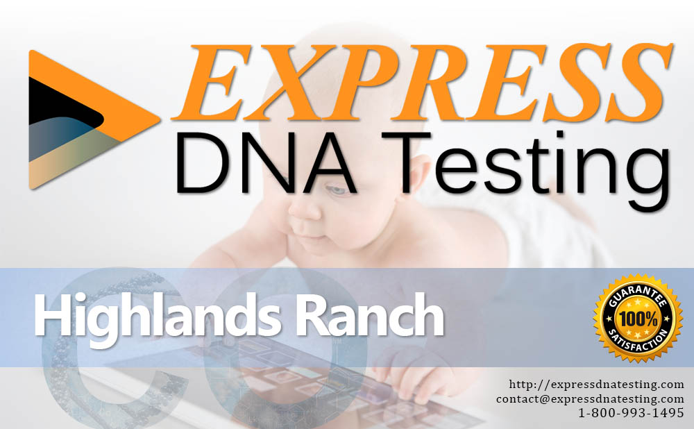 Paternity Testing Highlands Ranch, CO