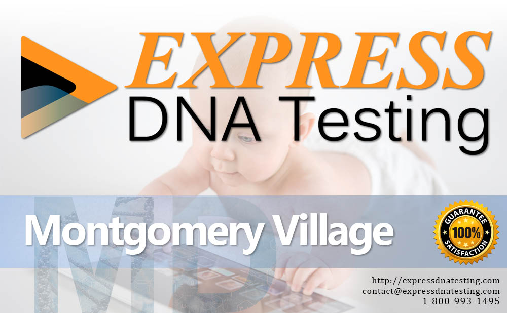 Paternity Testing Montgomery Village, MD