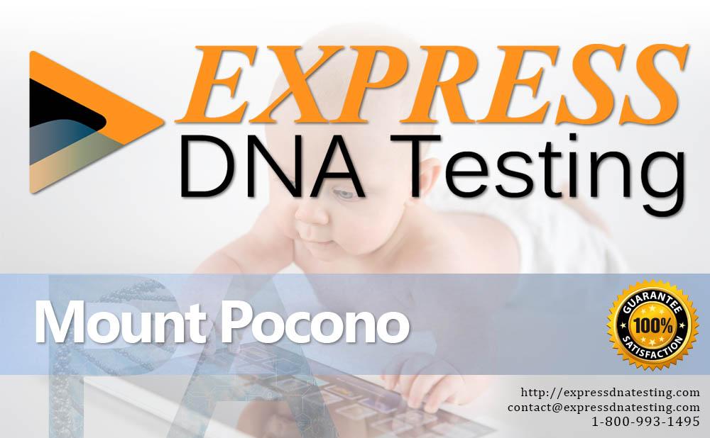 Paternity Testing Mount Pocono, PA