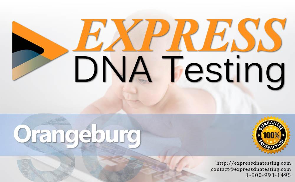 Paternity Testing Orangeburg, SC