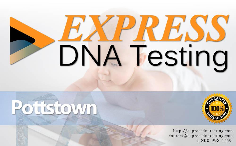 Paternity Testing Pottstown, PA