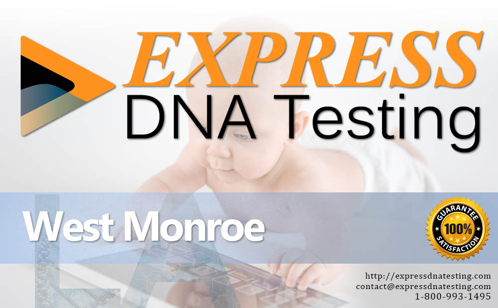 Paternity Testing West Monroe, LA